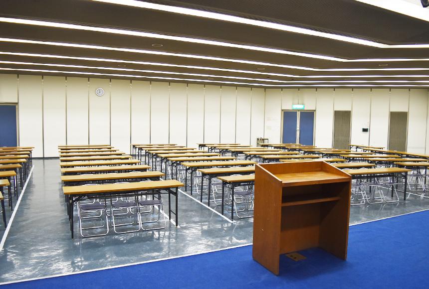 姫路市 勤労市民会館 : 大会議室 : Image Gallery03