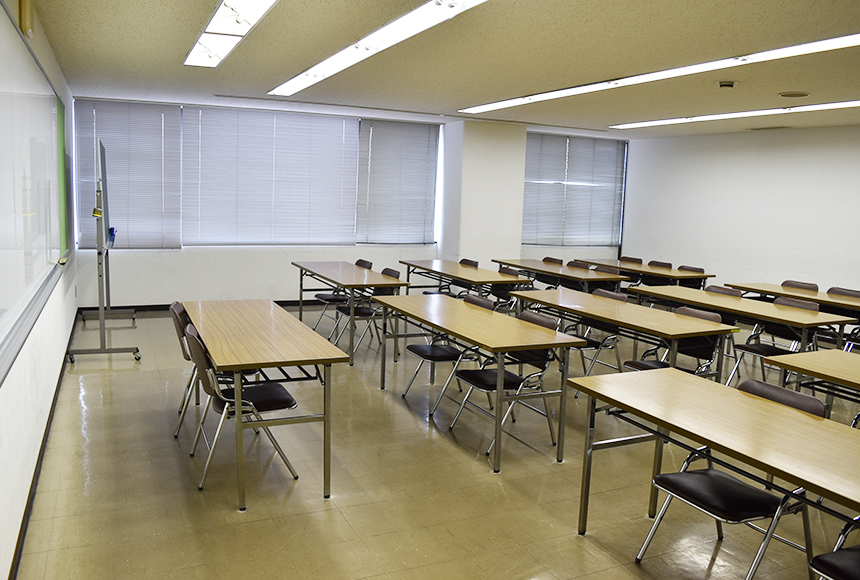 姫路市 勤労市民会館 : 第3会議室 : Image Gallery02