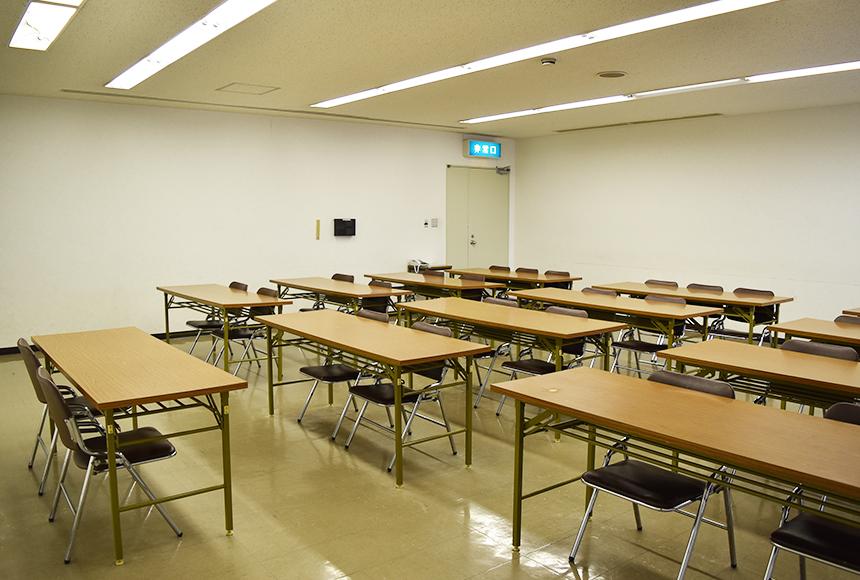 姫路市 勤労市民会館 : 第4会議室 : Image Gallery02