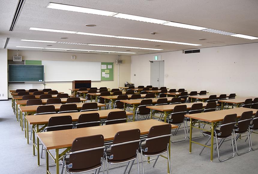 姫路市 勤労市民会館 : 第7会議室 : Image Gallery01