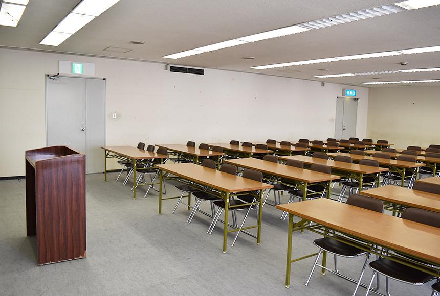 姫路市 勤労市民会館 : 第7会議室 : Image Gallery02