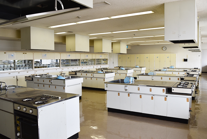 姫路市 勤労市民会館 : 料理教室