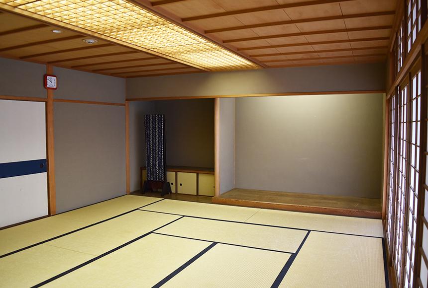 姫路市 勤労市民会館 : 第1和室