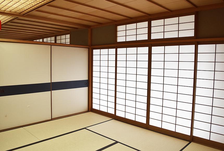 姫路市 勤労市民会館 : 第2和室