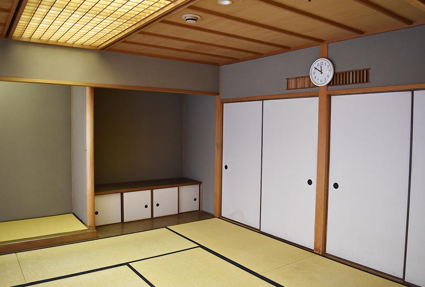 姫路市 勤労市民会館 : 茶華道教室 : Image Gallery01